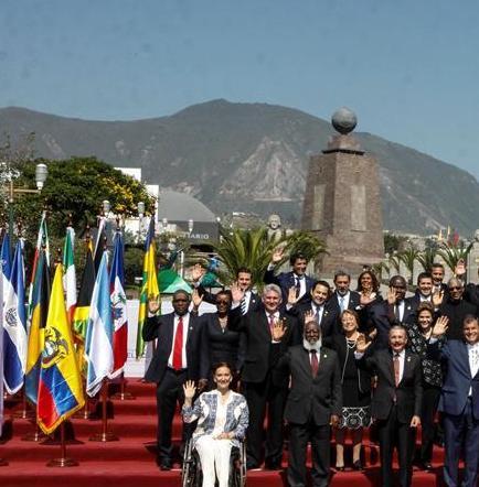 Correa lamenta la falta de consensos en Cumbre de la Celac