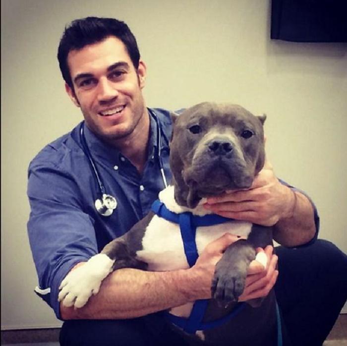 Evan es un veterinario de California que ha viajado por todo el mundo curando animales y para mostrar su trabajo decidió subir a Instagram fotos con sus pacientes.