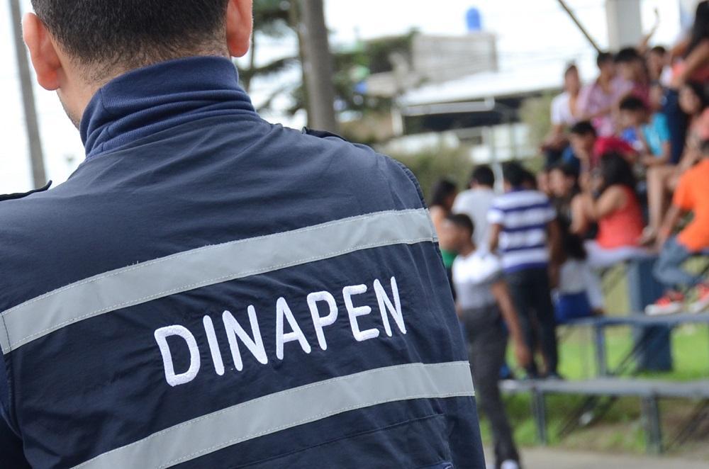 Una estudiante desapareció en la vía a Chone de Santo Domingo