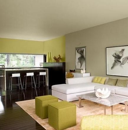 C mo elegir el color adecuado para las paredes de tu - Como elegir el color de las paredes ...