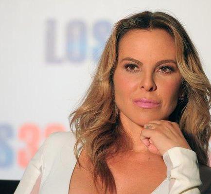 Kate del Castillo solicita un amparo para evitar detención en México