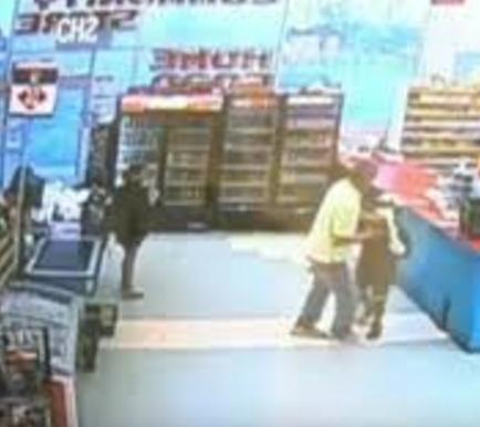 Niño de 8 años intenta asaltar una tienda con una pistola