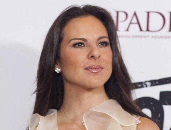 Kate del Castillo no tiene 'nada que ocultar', según sus abogados