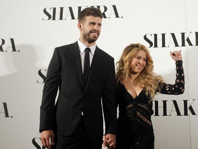Shakira: 'Tengo a un hombre que me hace feliz'