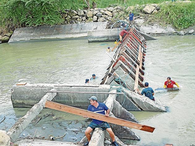 Trabajos dejaron sin agua a la ciudad