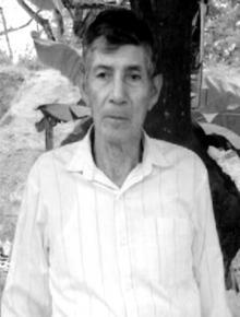 Sr. Francisco Manuel Caicedo Zambrano