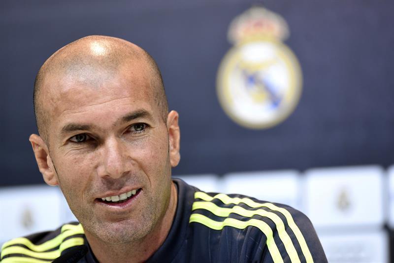 Zidane confiesa que admira a Cristiano Ronaldo