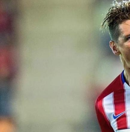 Fernando Torres marca su gol 100 con el Atlético de Madrid