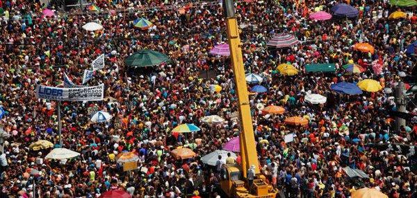 Hallan a 626 niños sometidos a trabajo infantil en carnaval de Brasil