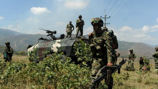 Investigan muerte de un ciudadano colombiano en enfrentamiento con militares
