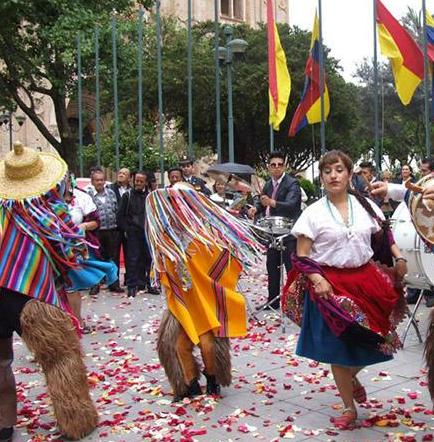 El carnaval de cuenca se vive con tradición