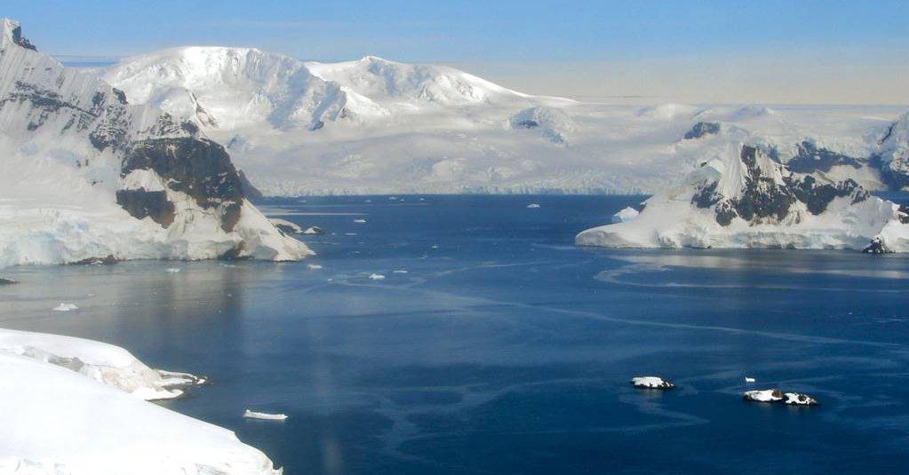 Calculan el hielo flotante que pueden perder las plataformas antárticas