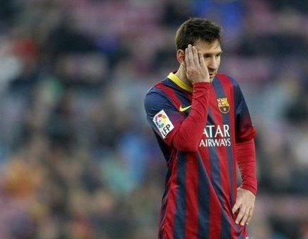 Messi se somete a pruebas médicas por problemas renales