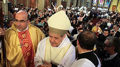 Piden al papa que  destituya a obispo
