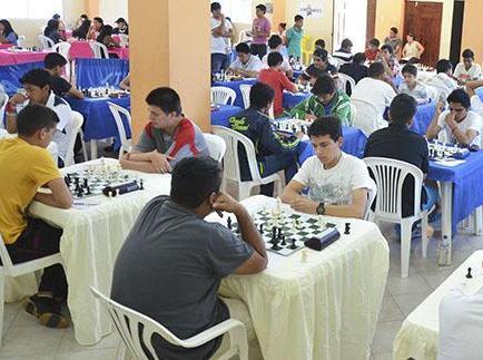Portoviejo es puro ajedrez