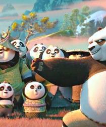 'Kung Fu Panda 3' se aferra al primer puesto de la taquilla en EE.UU.