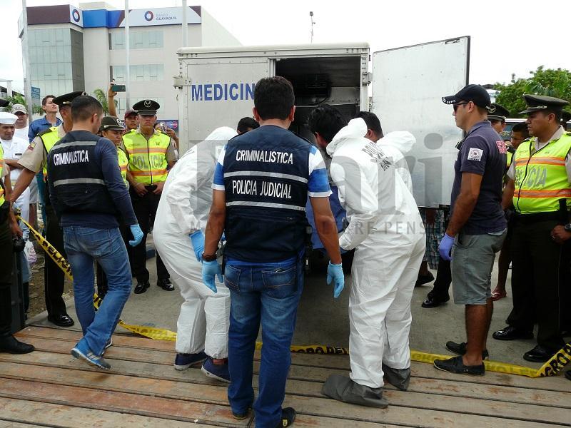 Encuentran cuerpo de joven guayaquileño ahogado en El Murciélago