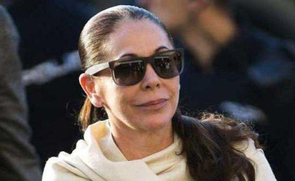 Otorgan libertad condicional a Isabel Pantoja