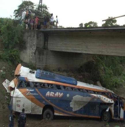 Dos muertos y un herido en accidente de tránsito en Puerto López