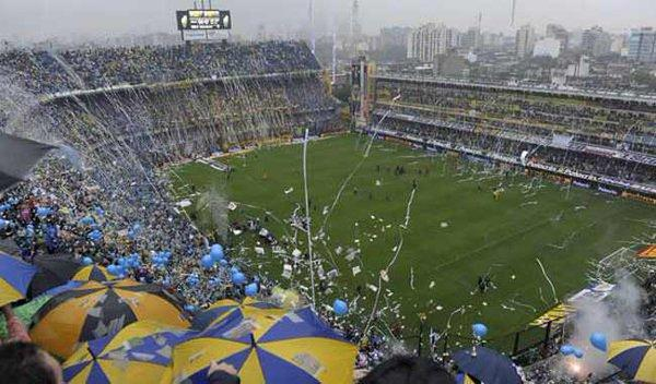 Boca Juniors y San Lorenzo se enfrentan por la Supercopa Argentina