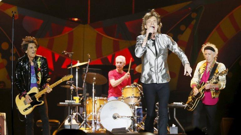 Los Rolling Stones conquistan América Latina con su música