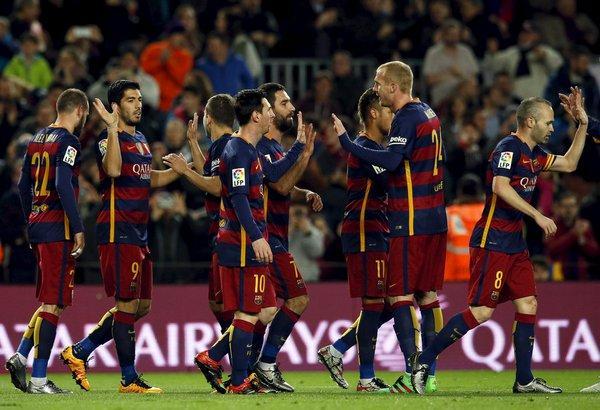 Barcelona está en la final de la Copa del Rey