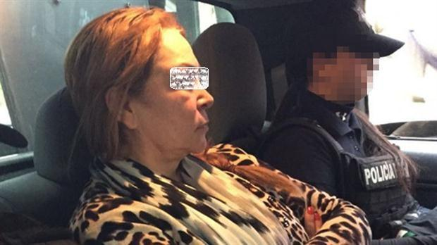 Capturan a 'La Patrona', la mujer que le llevaba las cuentas a 'El Chapo'