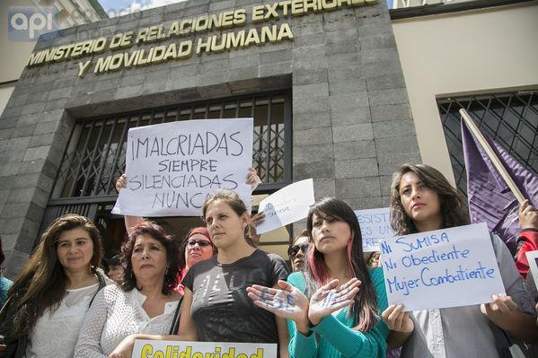 Ecuatorianas buscarán pronunciamiento de ONU por agresiones seguridad Erdogan
