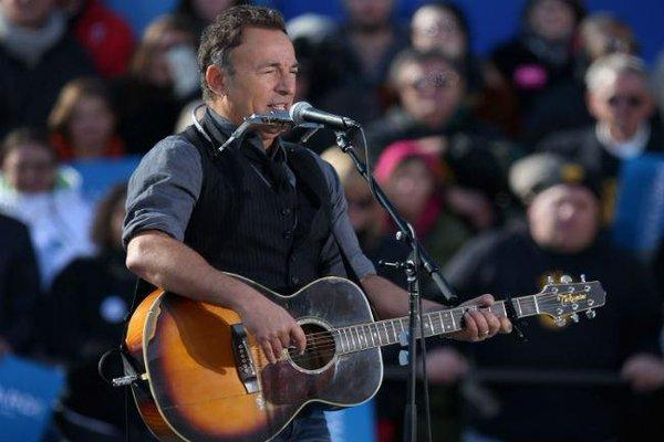 La autobiografía de Bruce Springsteen se publicará el 27 de septiembre