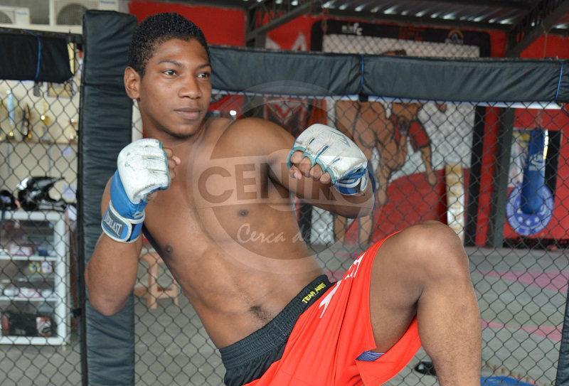 Roger Arroyo representará a Santo Domingo en campeonato de artes marciales