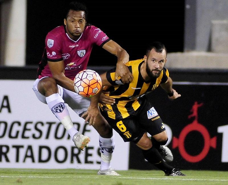 Independiente del Valle clasifica al grupo 5 con Atlético Mineiro, Colo Colo y Melgar