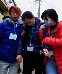 El sismo de Taiwán deja ya 61 muertos y pocas esperanzas de supervivientes