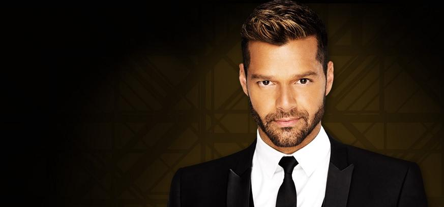 Ricky Martin, el galán que cautiva a sus 44 años