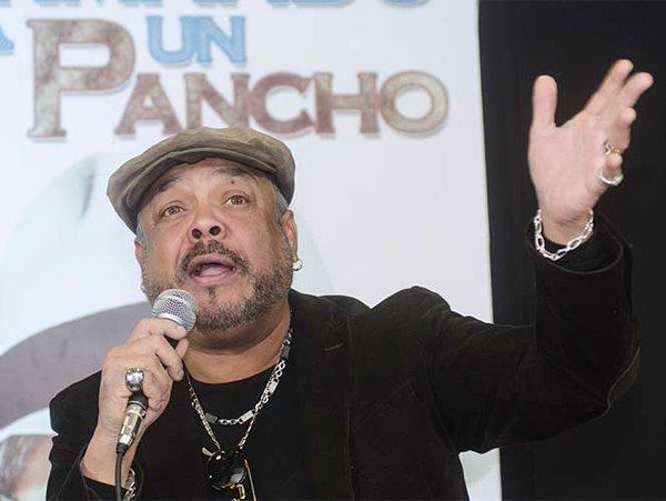 Francisco Céspedes dice que tiene canciones guardadas como para 10 discos