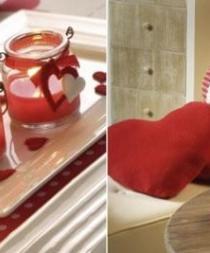 Cómo decorar tu hogar para este San Valentín