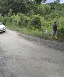 Piden proteger la vía Sesme-Alfaro