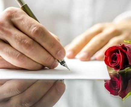 ¿Cómo escribir una carta romántica para San Valentín?