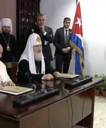 Encuentro entre el Papa Francisco y Kiril, 'un momento histórico'