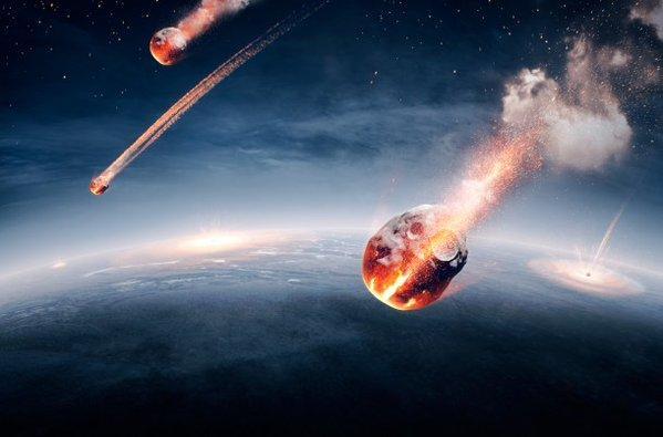 Científicos indios enfrentados a la NASA por supuesto meteorito que mató a un hombre