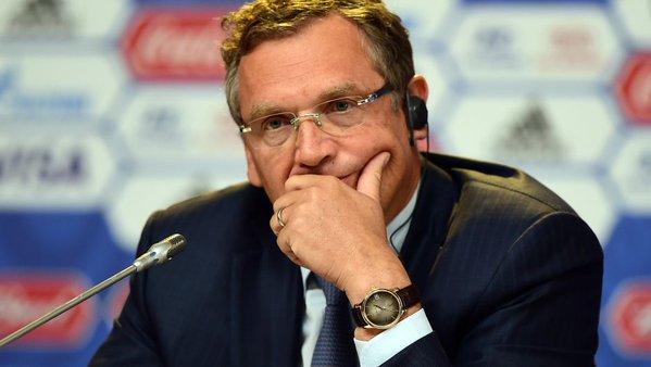 El Comité de Ética de la FIFA suspende doce años a Jérôme Valcke