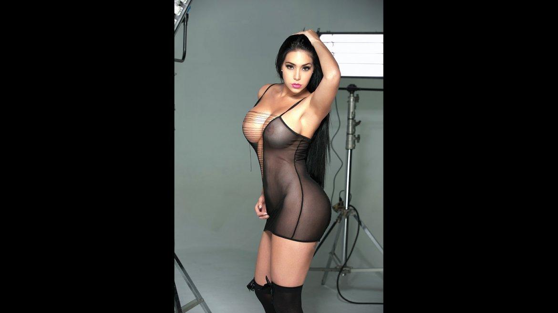 Ha sido imagen de diversas marcas de ropa y revistas en Venezuela.