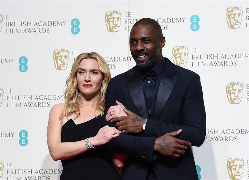 Kate Winslet gana el Bafta a mejor actriz secundaria por 'Steve Jobs'