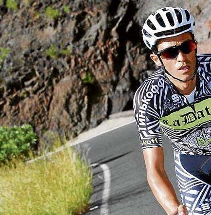 Contador dice estar ansioso y motivado para volver a Competir