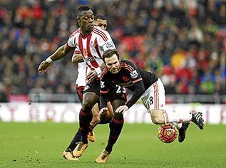 El United cae sin 'Toño' Valencia