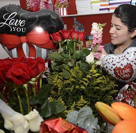 El amor mueve bodas y ventas por San Valentín