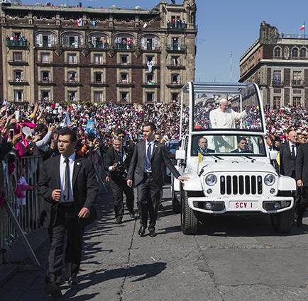 Papa francisco pide que enfrenten al narcotráfico