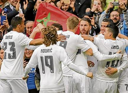 Real madrid  supera al  athletic