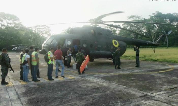 Regresa a la Amazonía indígena herida en presunto ataque de grupo en aislamiento
