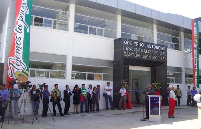 Montecristi municipio