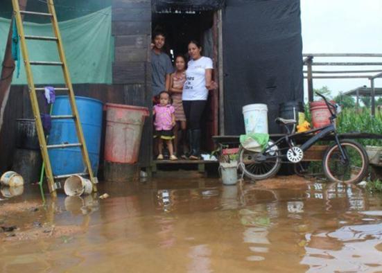 EL NIÑO CAUSA GRAVES INUNDACIONES EN PERU